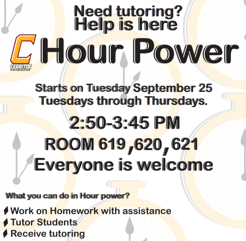 Need help? Come to Hour Power, it's free! Featured Photo