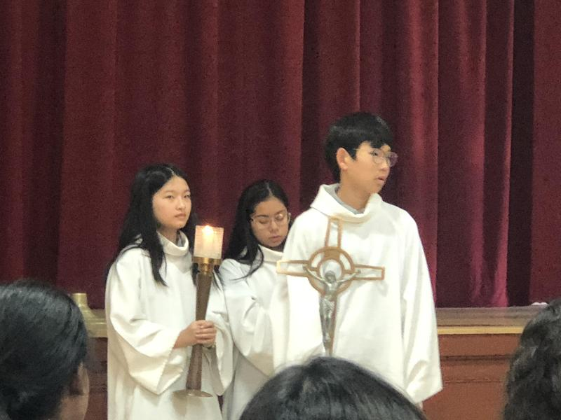 Lent Is a Time for Reflection and Prayer at Chapel Featured Photo