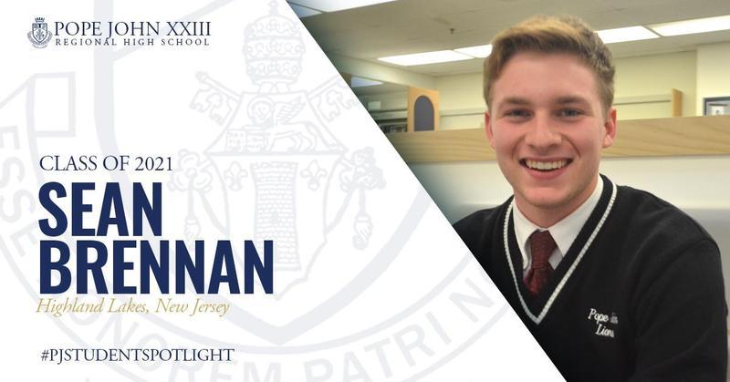Sean Brennan PJ Student Spotlight