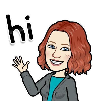 Hi from Mrs. Richmond!