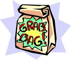 grab bag clipart