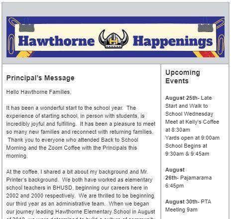 Haw Happenings 8.18.2021