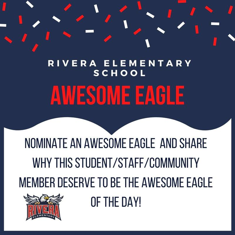 Awesome Eagle Nominations