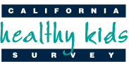 Logo for CA Healthy Kids Survey