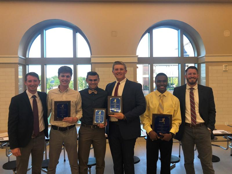 Track and Field Honors Athletes Featured Photo