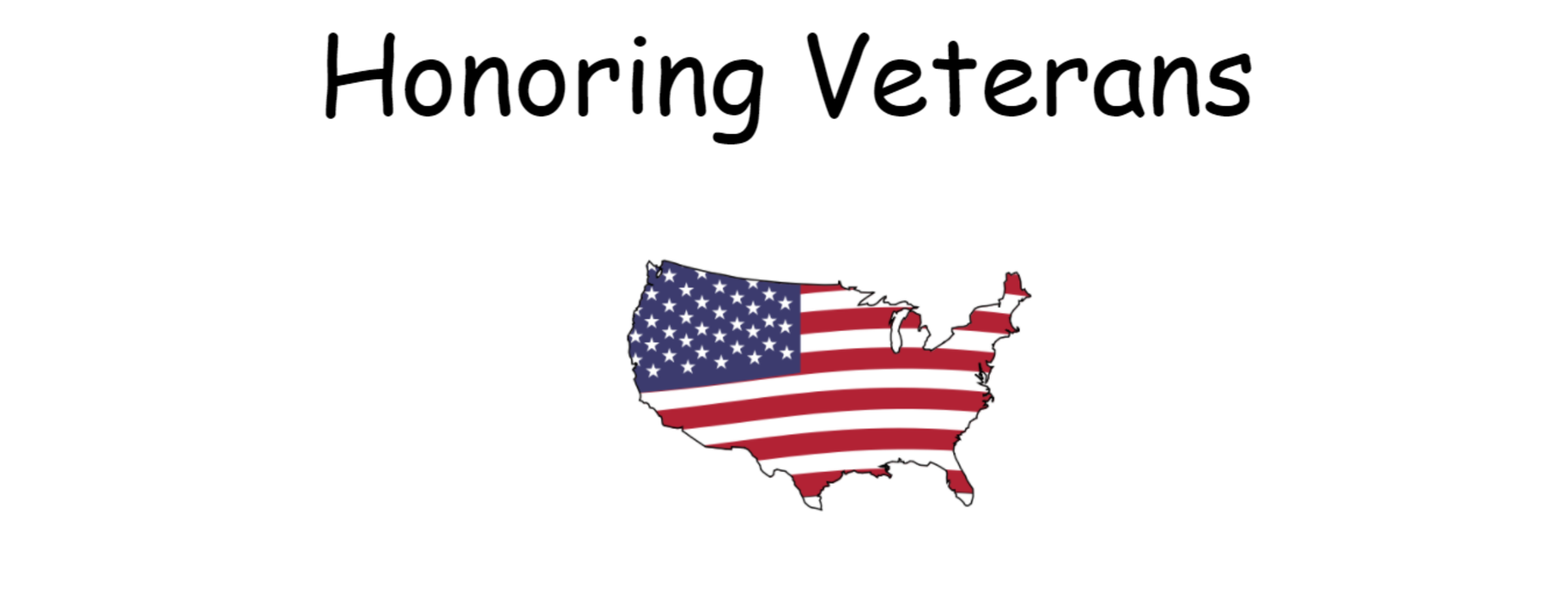 108's Veterans' Day project