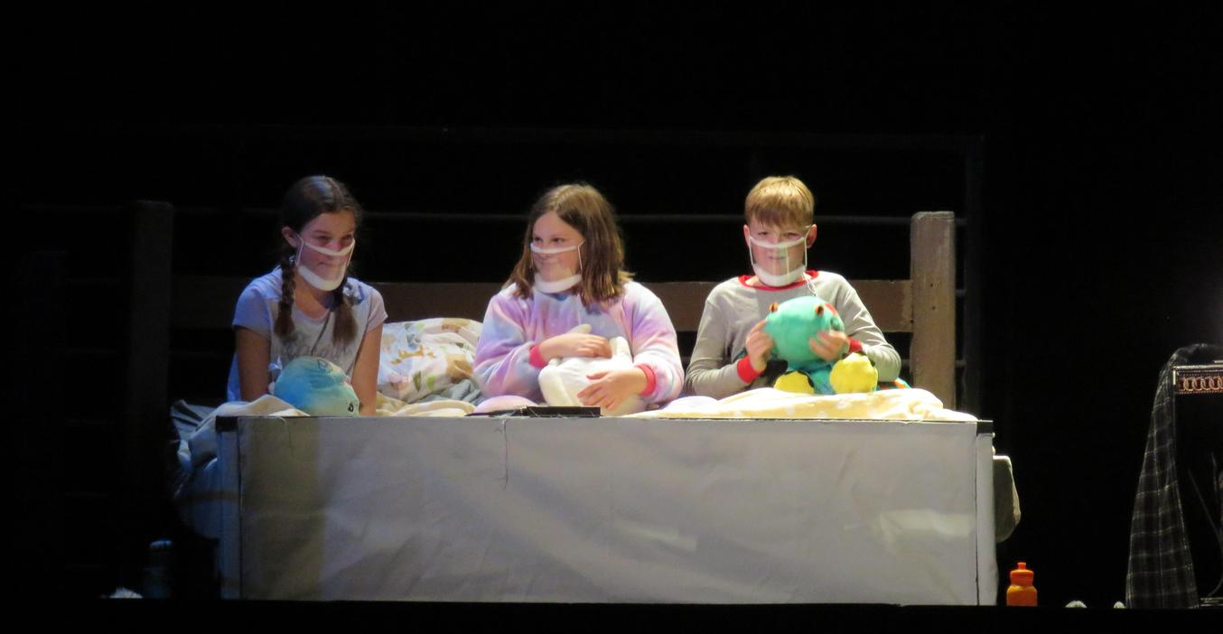 TKMS students present their spring play