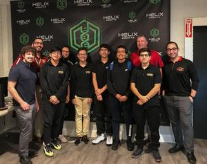 Congratulations to the North Bergen Helix eSports High School League Tournament!