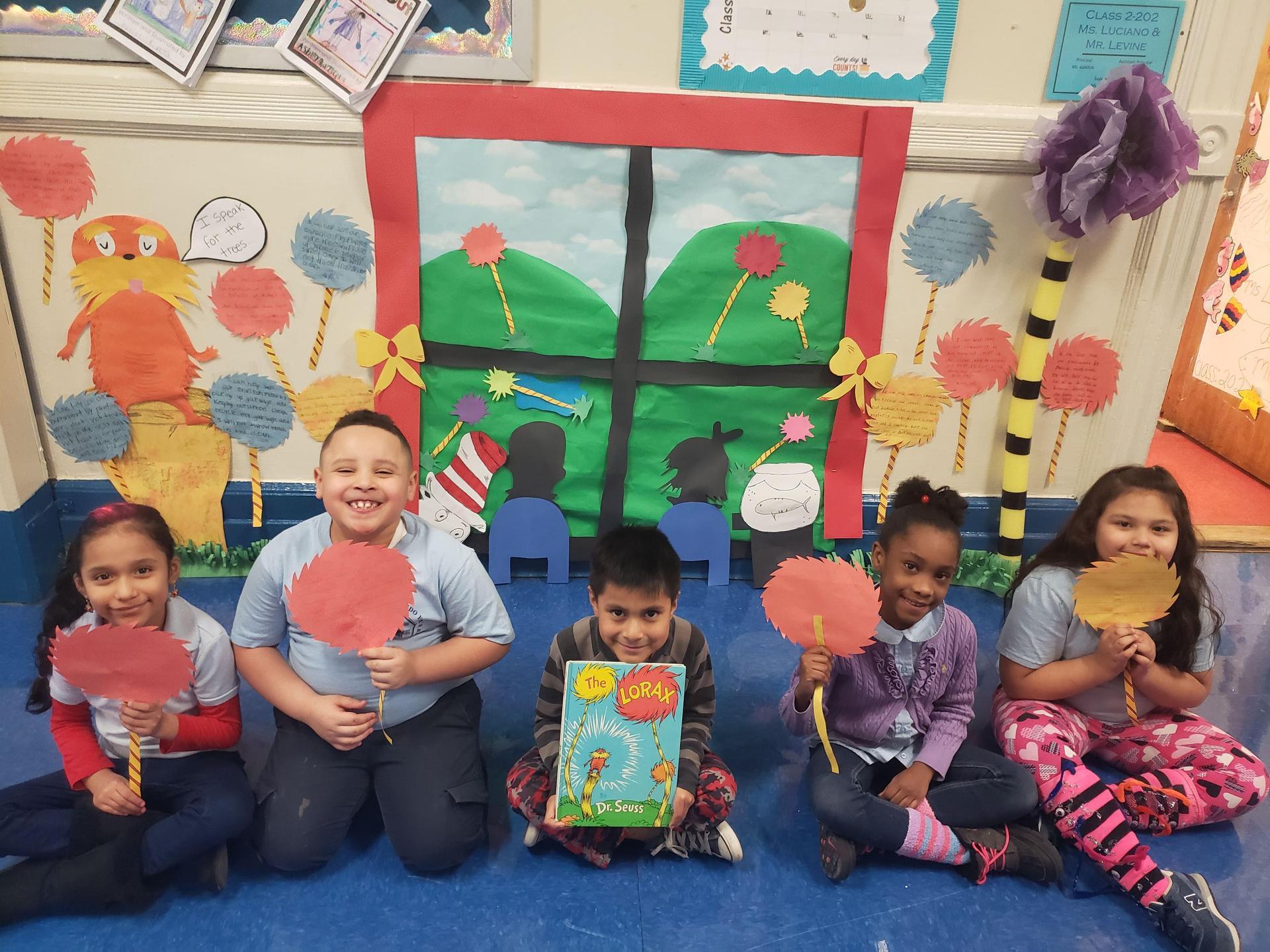 Dr. Seuss Day 1st Grade