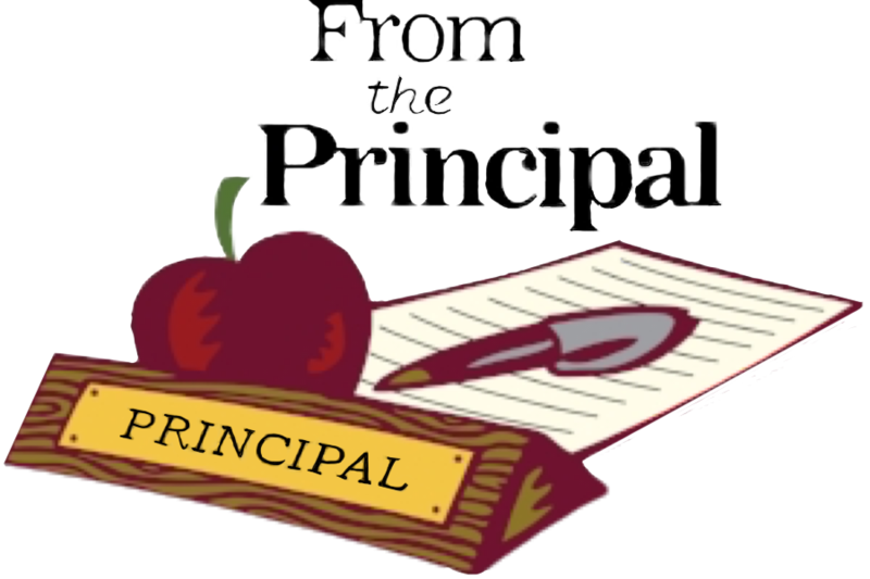 Please Read: Letter from the Principal Thumbnail Image