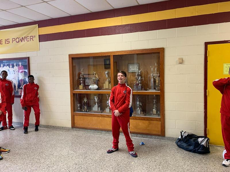 Wrestling State Qualifiers Featured Photo