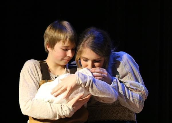FJH, BJH, DPJH students earn honors at Junior High One Act Play competition