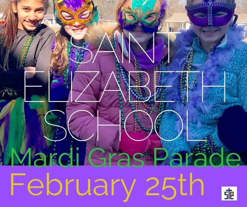 Mardi Gras PARADE Featured Photo