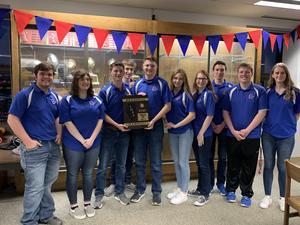 Scholastic Bowl team wins regional
