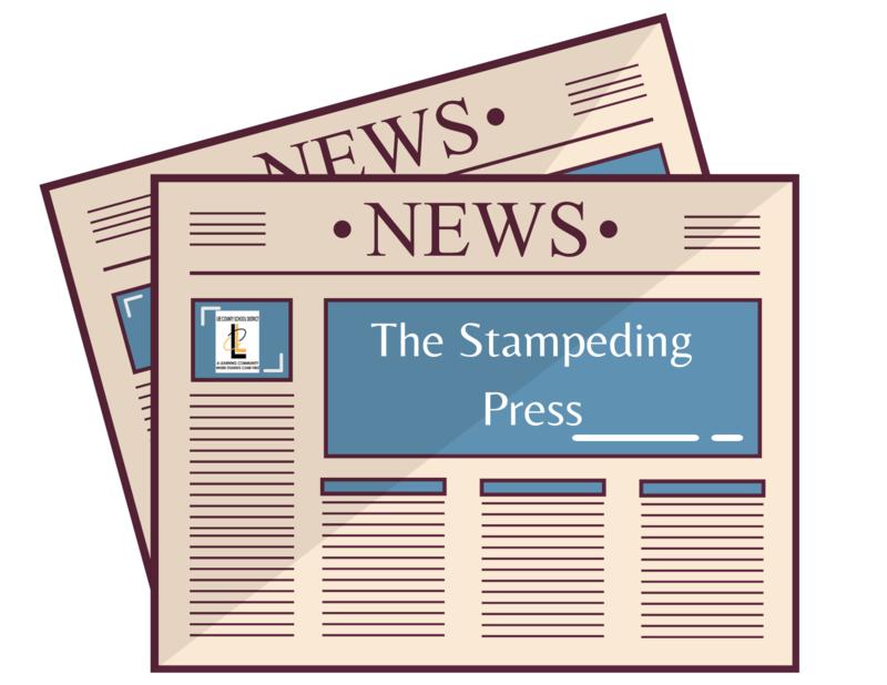 The Stampeding Press (LCSD Student Newspaper)