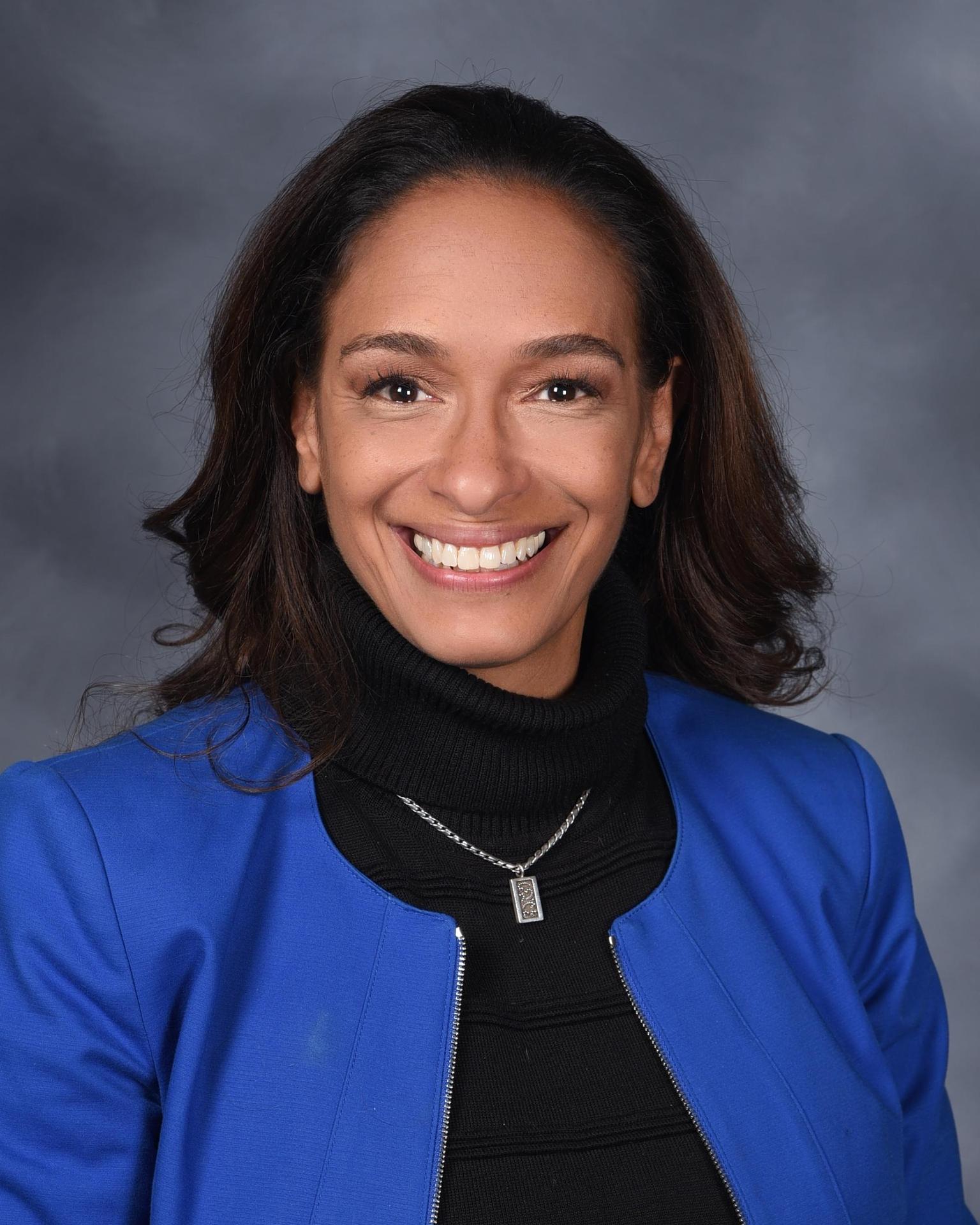 Dr. Mina Jo Blazy