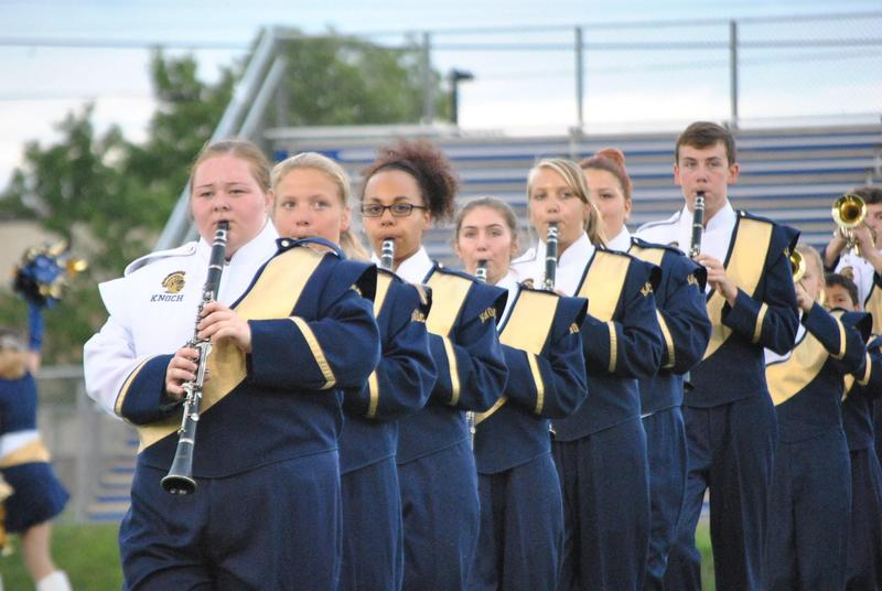 Pic of Marching Band