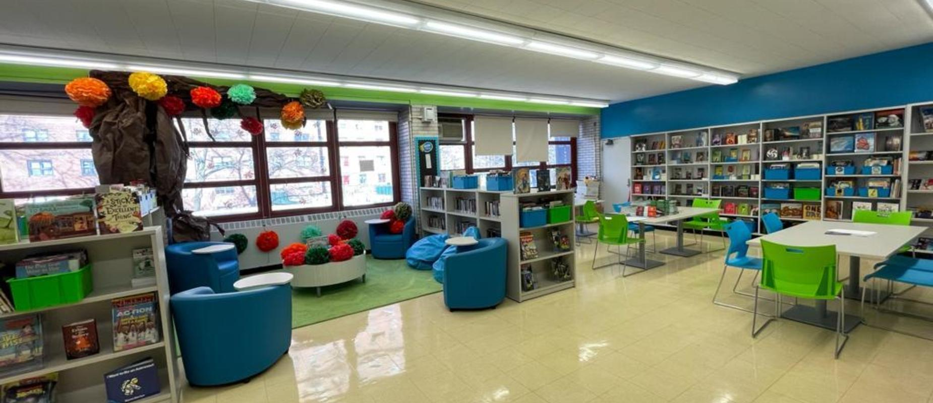 PSMS 29 School Library