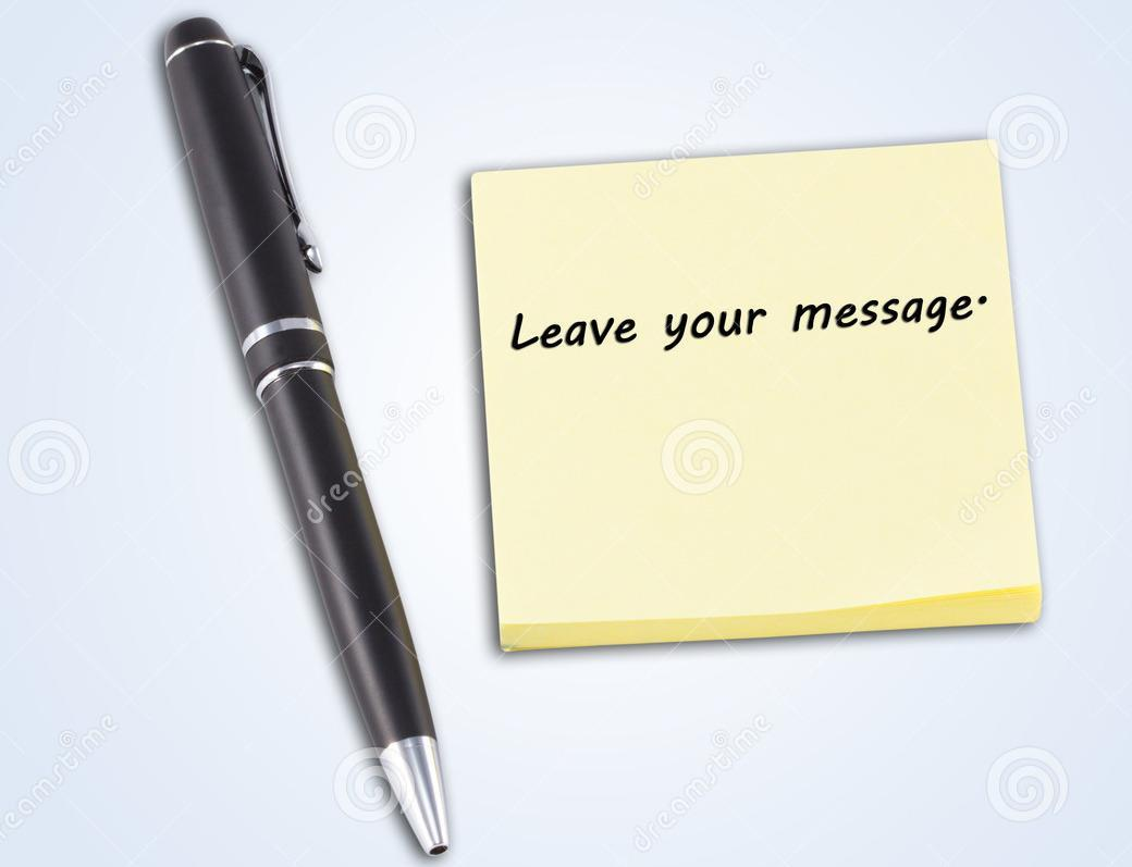 Click here to Leave A Message. Someone will get back with you when they can.