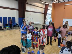 WTSD Choctaw Visit - image 7