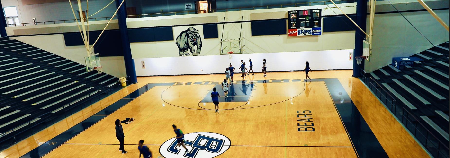bchs basketball gym