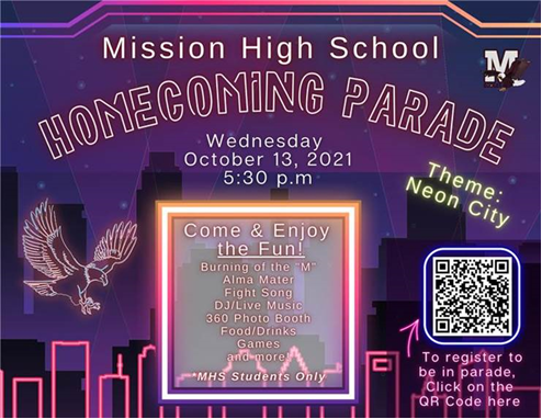 Homecoming Parade Featured Photo