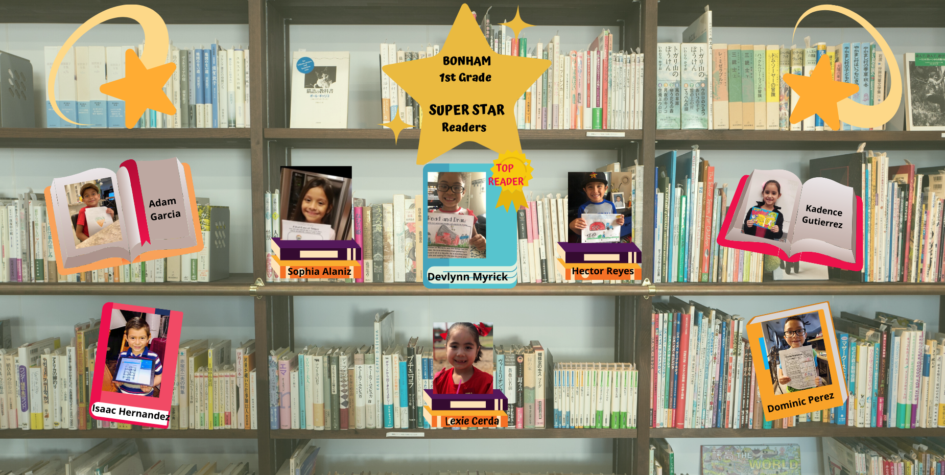 1st Grade Super Readers