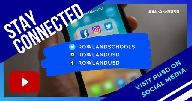Stay Connected with RUSD