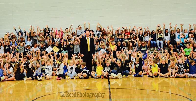 Sunset Valley Students - photo by LJ Reed Photography