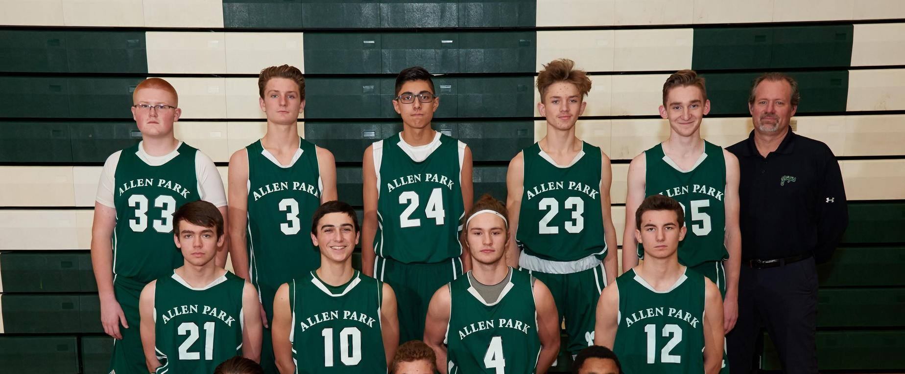 HS JV basketball