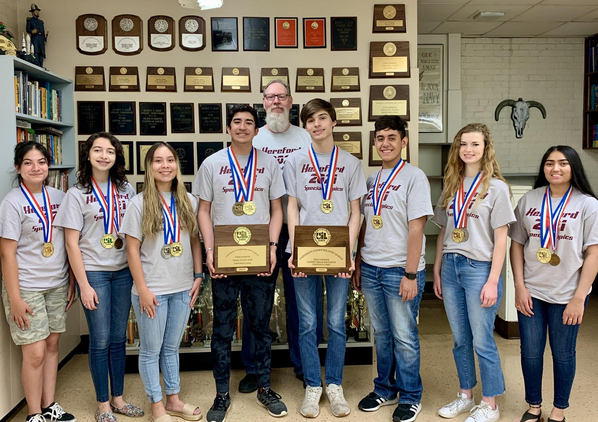 UIL State Champions