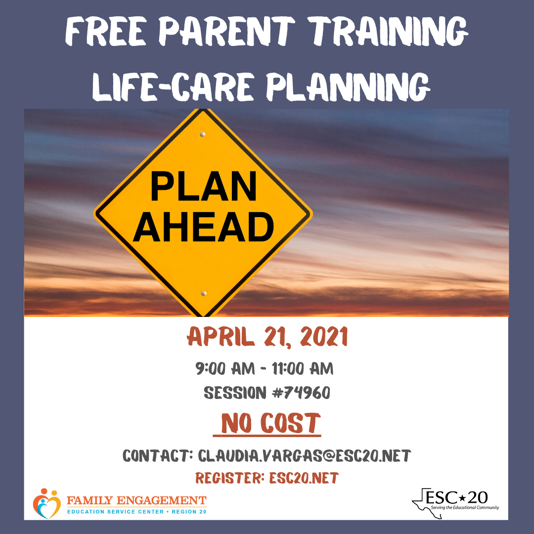 Life Care Planning Flyer
