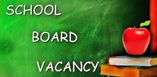 Notice of Vacancy - Edgecombe County Board of Education Thumbnail Image