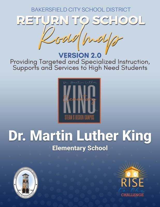 King Return to School Roadmap Featured Photo