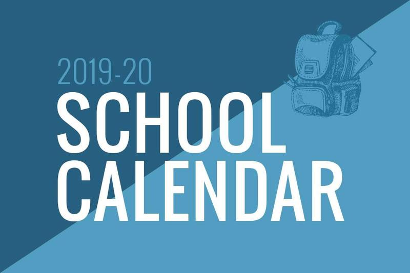 2019-2020 School Year Calendar Featured Photo