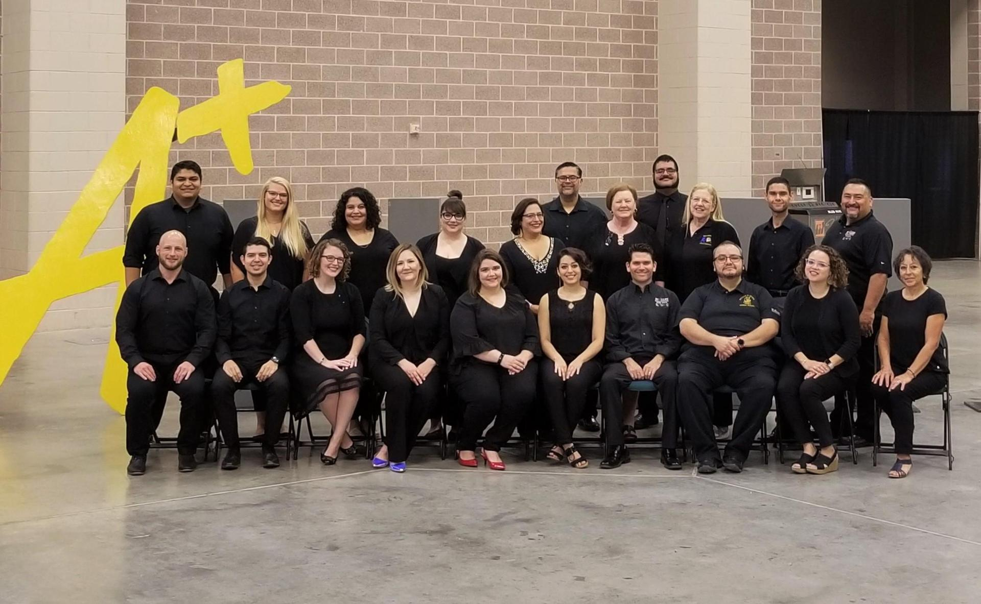 2019-2020 MISD Choir Directors
