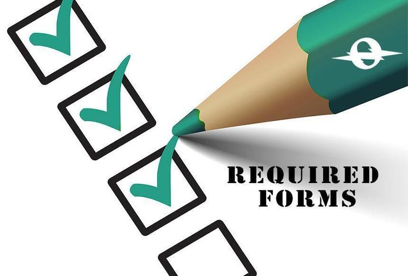 NEW Required forms for Campus Entry Featured Photo
