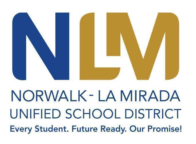 Norwalk-La Mirada Unified School District Logo