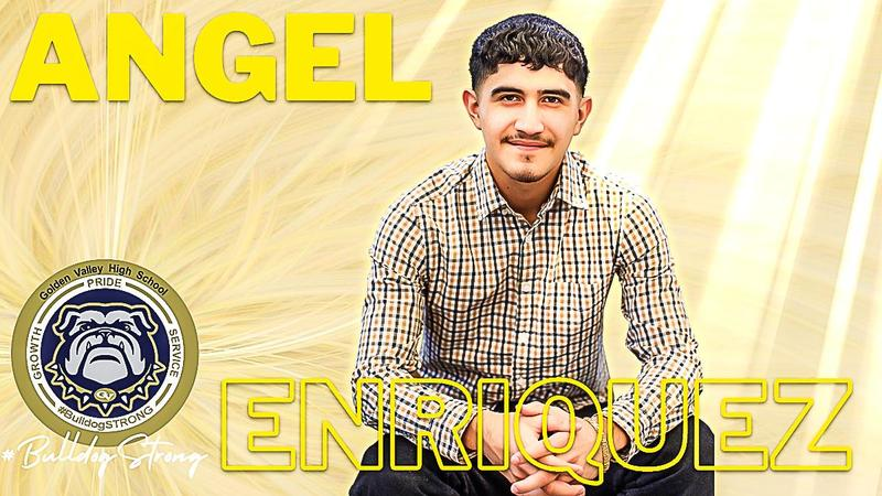 #BulldogSTRONG STUDENT SPOTLIGHT: Angel Enriquez Thumbnail Image