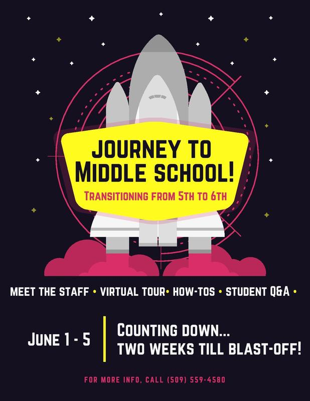 JOURNEY TO MIDDLE SCHOOL Thumbnail Image