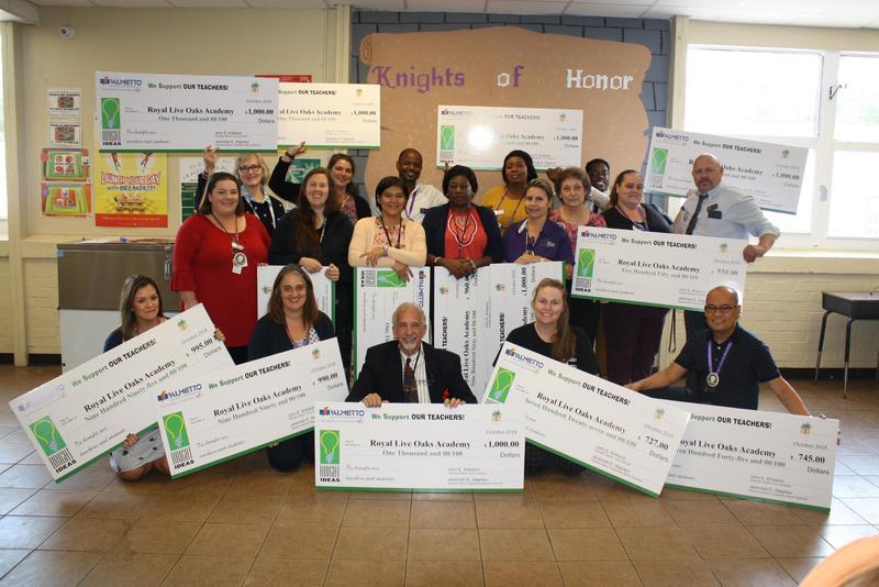 RLOA Teachers Have Bright Ideas! Featured Photo