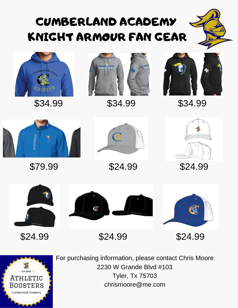 Booster Athletic Gear