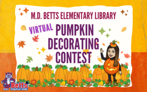 Image of Pumpkin Contest flyer