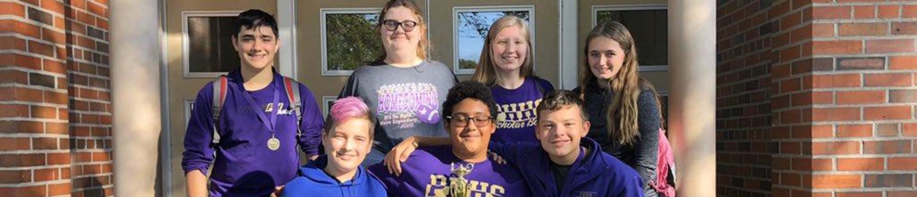 Jv Scholar Bowl takes second place at North Kansas City Tournament