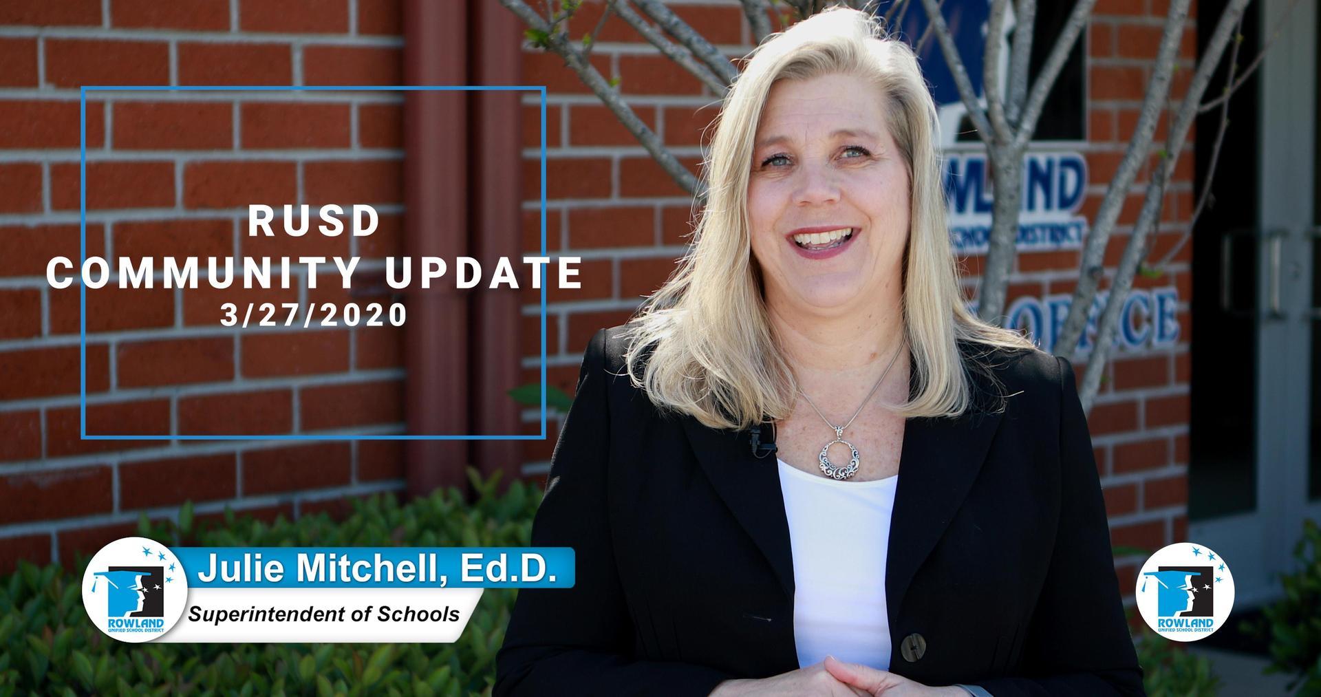 Superintendent Mitchell