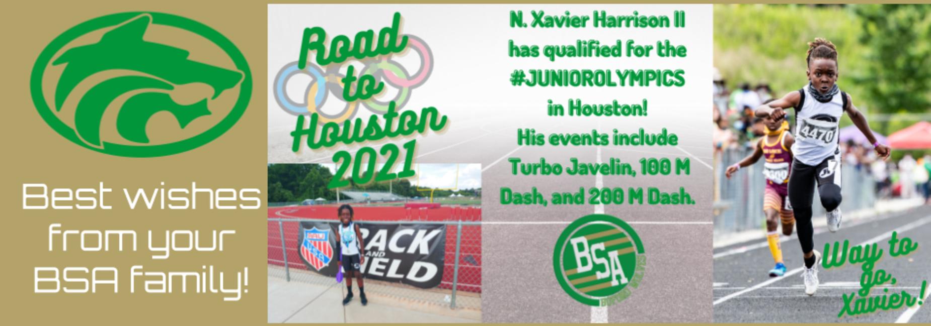 Road to Houston