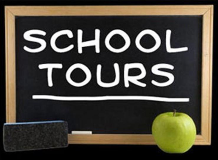 Student Led Parent Tours - Sign-up today! Featured Photo