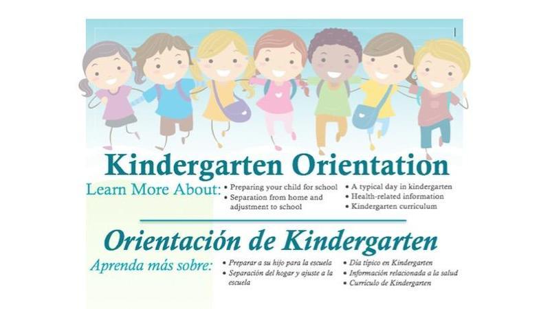 D44 Kindergarten Orientation (D44 Orientación de Kindergarten) Thumbnail Image