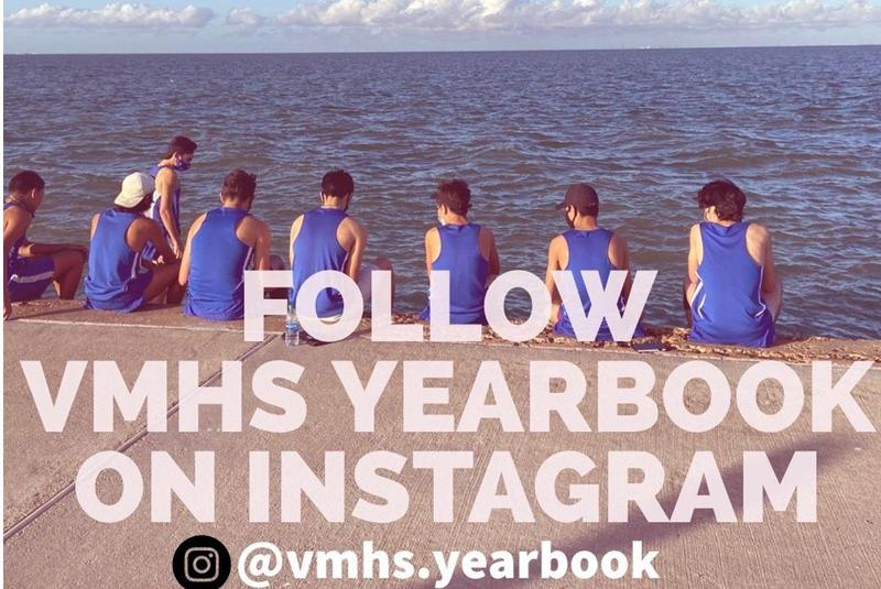 Follow VMHS Yearbook on Instagram Featured Photo