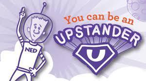 We can all be Upstanders! Thumbnail Image